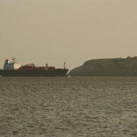 Корабль идущий в порт :: roberto carlos