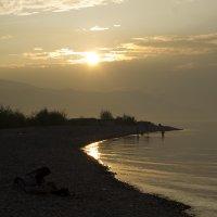 Золотой Байкал :: Ульяна Северинова Фотограф