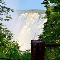 Водопад Виктория :: Сергей Рычков
