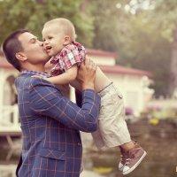 Лучший способ сделать ребенка хорошим – это сделать его счастливым :: Альфия Зотова