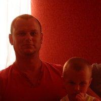 ***(семейный портрет в условном интерьере) :: Катя Мохова