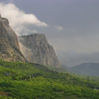 крмские горы :: valeriy g_g
