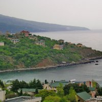 форосский берег :: valeriy g_g