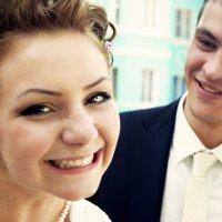 Счастливые молодожены :: Катерина Савина