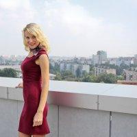 Над городом :: Виктория Истомина