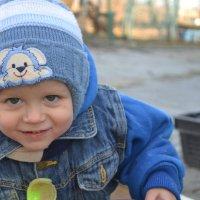 его улыбка - моё счастье. :: кристина Каспрук