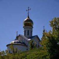 Храм в Холках :: Катерина Некрасова
