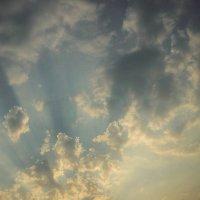 Луч солнца золотого... :: Елизавета Егорова
