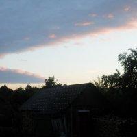 Перед закатом :: Анастасия Чубрик