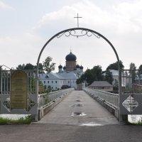 Введенский островной монастырь :: lidokkk474 Сычева