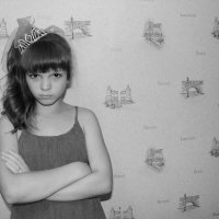 Принцесса-несмеяна ;) :: Евгения Аксёнова
