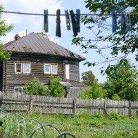 домик в деревне :: Ann Chusa