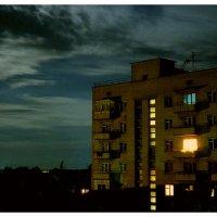 Ночь :: Александръ Морозовъ