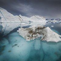 Льды Гренландии :: Сергей Анисимов