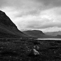 Сумерки над норвежской тундрой #2 :: Олег Неугодников