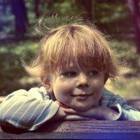 Детские мечты :: Ольга Бойко