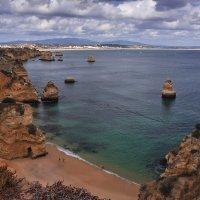 южные берега Португалии :: михаил