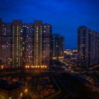 Ночь с балкона :: Pavel Anikin