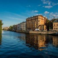 Набережная реки Мойки :: Григорий Храмов