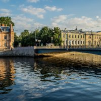 Храповицкий мост :: Григорий Храмов