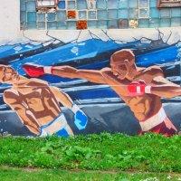 реклама бокса :: Ксения Меньшина
