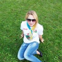 Вожатая :: Ксения Меньшина