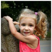 Маленькая принцесса :: Юлия Тарасенко