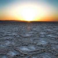 безумие соляной пустыни Шотт-эль-Джерид . :: Дмитрий Цымбалист