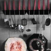 На кухне. :: Владимир Бочкарёв