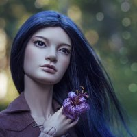 Дикий цветок :: Алиса Колмагорова