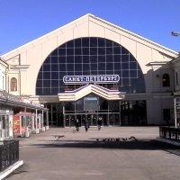 Балтийский вокзал :: Svetlana Lyaxovich