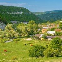 горное крымское село :: Андрей Козлов