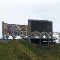 Экскурсия по военно-грузинской дороге в Казбеги из Тбилиси :: Наиля