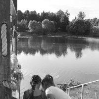 Лето, солнце, речка! :: Ирина Александровна