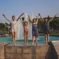 Лето на фонтане! :: Ирина Антоновна