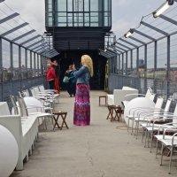 на смотровой площадке в Стокгольме :: Елена