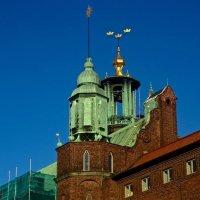 башни Стокгольмской ратуши :: Елена