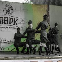 танец :: Юлия Денискина