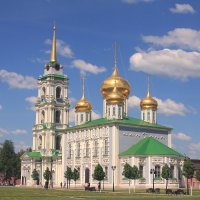Свято-Успенский собор :: Gen Vel