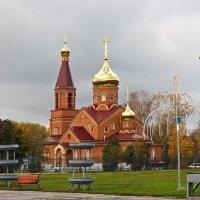 Преображенский собор. Димитровград. Ульяновская область :: MILAV V