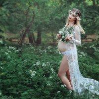 Сказочная беременность (Диана) :: Ольга Егорова