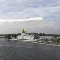 Кострома. Ипатьевский монастырь. :: Oleg4618 Шутченко