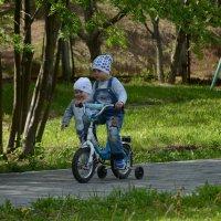 Детки :: Андрей + Ирина Степановы