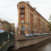 Канал Грибоедова с Демидовского моста. :: sav-al-v Савченко