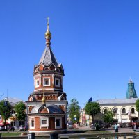 Часовня относится к Толгскому монастырю :: Vlad Сергиевич