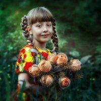 на прогулке :: Алена Желонкина