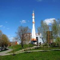 Самара.  Ракета-носитель «Союз» :: Надежда