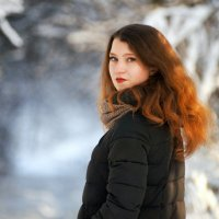 Александра :: Надежда Журавкова