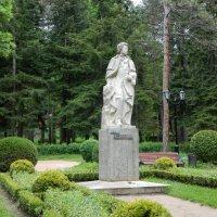 Пушкин в Кисловодске :: Алла Захарова