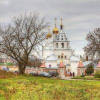Введенская церковь :: Константин
